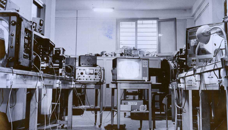 Elettronica cicala 1958