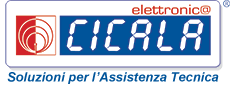 Elettronica cicala logo