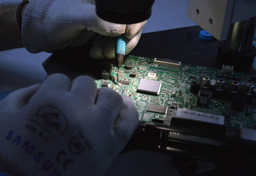 Elettronica cicala azienda