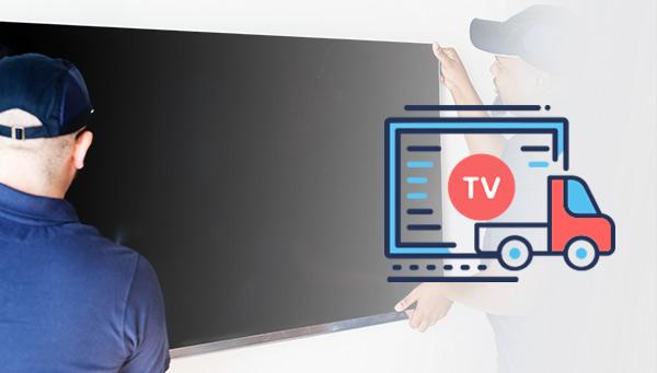 intervento tecnico domicilio ritiro tv