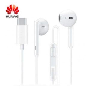 Auricolari USB-C Huawei CM33 bianco