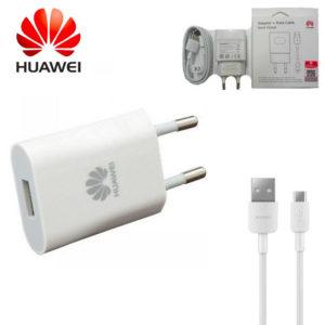 Caricabatterie Huawei Rapido-Micro Usb Bianco confezione