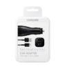 Caricatore da auto Samsung Fast Charge Type C Confezione