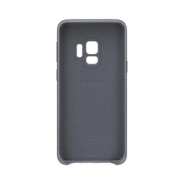 Hyperknit Cover Gray Samsung Galaxy S9 retro