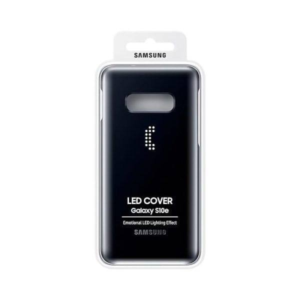 Samsung Galaxy S10e LED Cover Black confezione