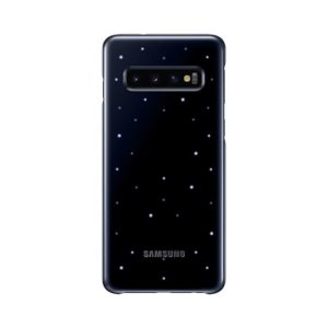 Samsung Galaxy S10 LED Cover Black