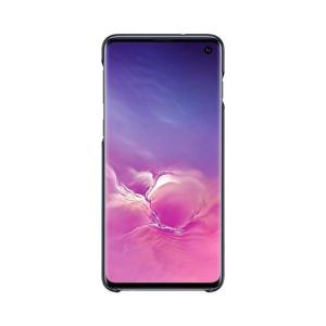 Samsung Galaxy S10 LED Cover Black EF-KG973CBEGWW