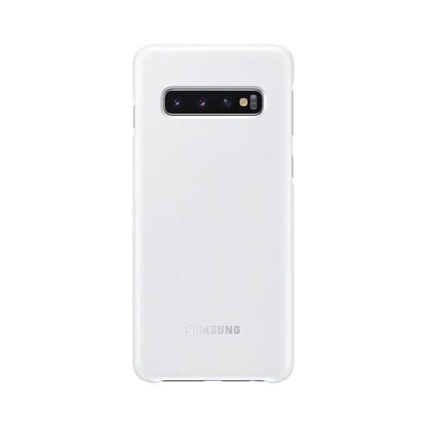 Samsung Galaxy S10 LED Cover White Custodia