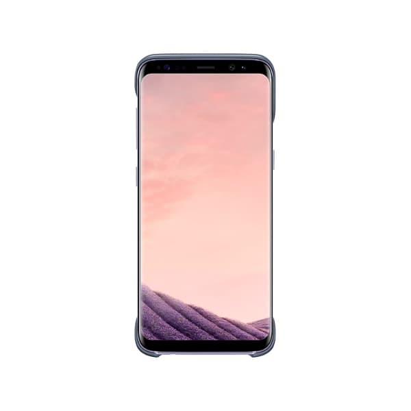 Samsung Galaxy S8 2 Piece Cover Blue-Violet fronte