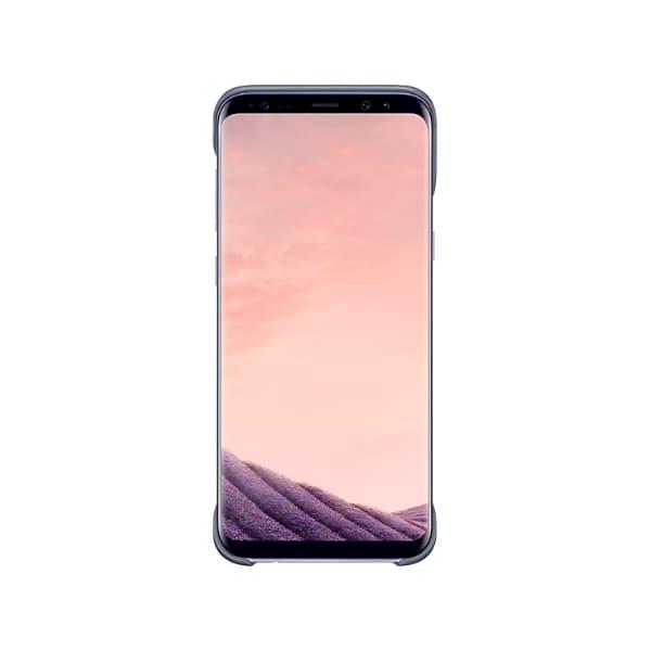 Samsung Galaxy S8+ 2 Piece Cover Violet fronte
