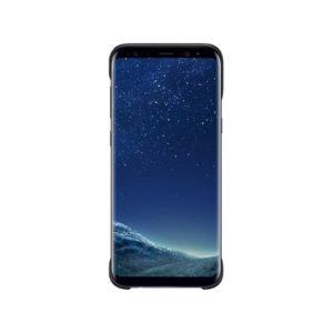 Samsung Galaxy S8+ 2 Piece Cover Nero fronte