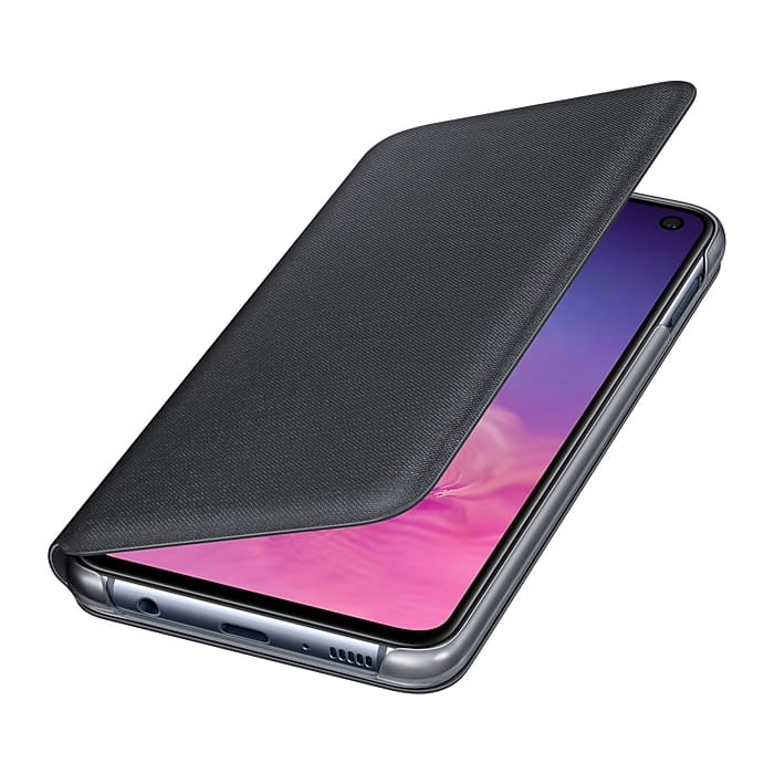 Samsung Galaxy S10e LED View Cover Black