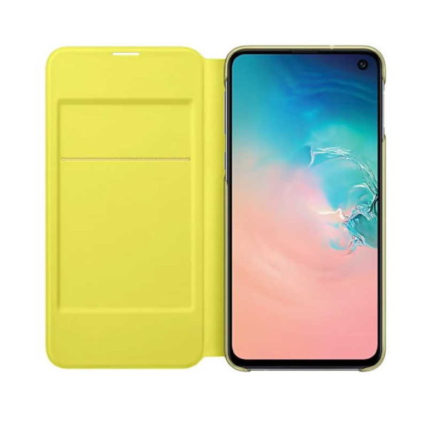 Samsung Galaxy S10e LED View Cover White EF-NG970PWEGWW