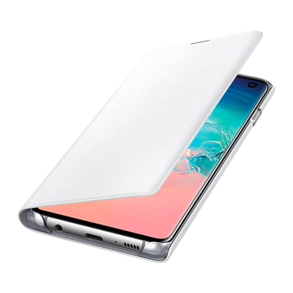 Samsung Galaxy S10 LED View Cover White