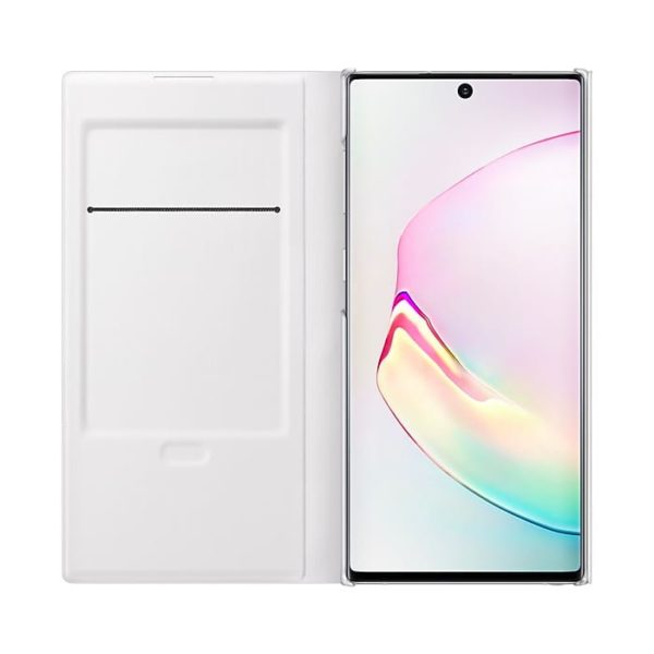Samsung Galaxy Note10 Led View Cover White fronte