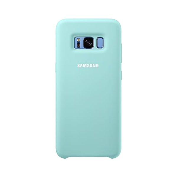 Silicone Cover Blue Samsung Galaxy S8