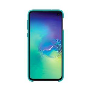Samsung Galaxy S10e Silicone Cover Green EF-PG970TGEGWW
