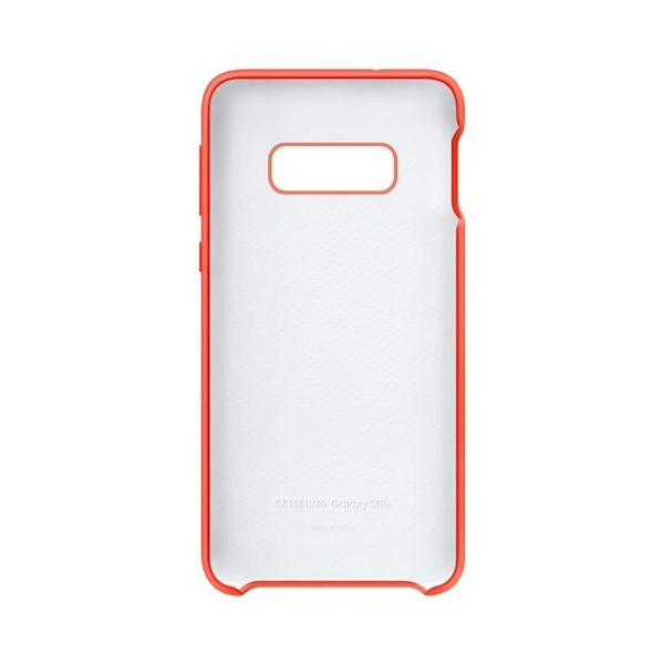 Samsung Galaxy S10e Silicone Cover Pink custodia