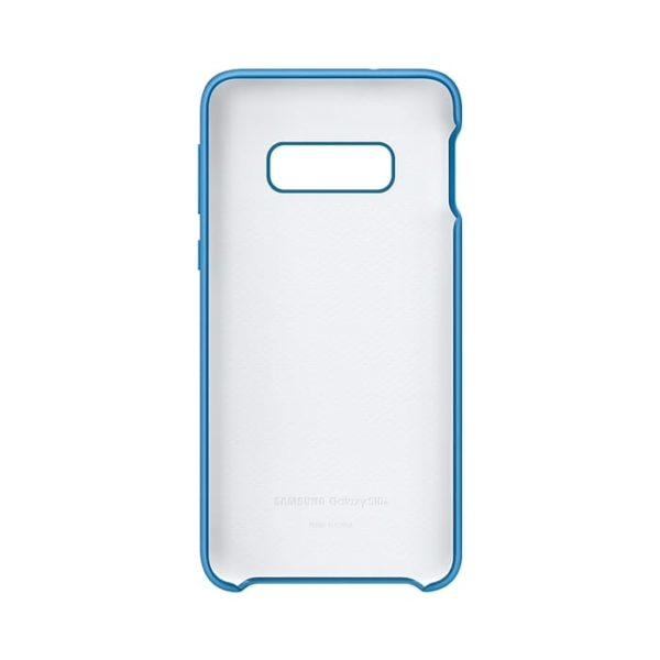 Samsung Galaxy S10e Silicone Cover Blue custodia