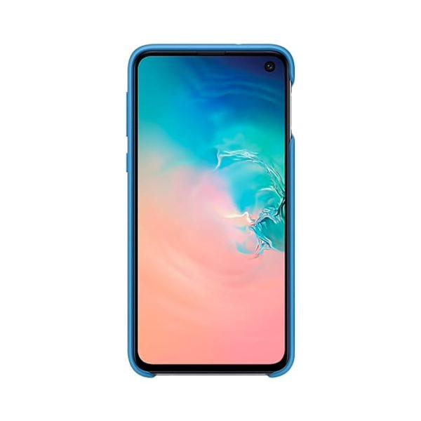 Samsung Galaxy S10e Silicone Cover Blue EF-PG970TLEGWW