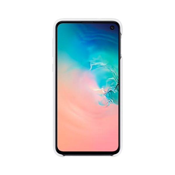 Samsung Galaxy S10e Silicone Cover White EF-PG970TWEGWW