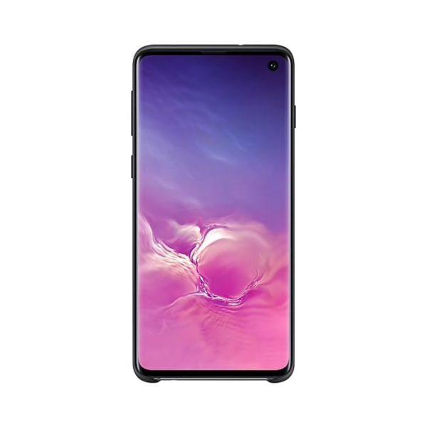 Samsung Galaxy S10 Silicone Cover Black EF-PG973TBEGWW