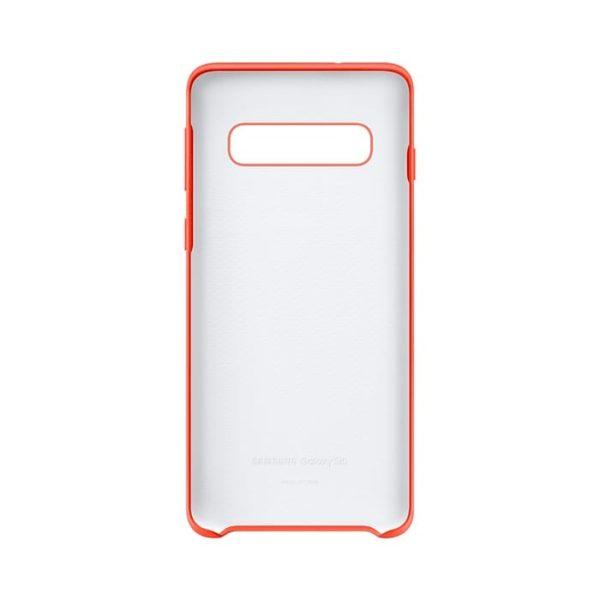 Samsung Galaxy S10 Silicone Cover Pink custodia