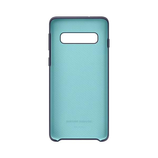 Samsung Galaxy S10 Silicone Cover Blue Arctic custodia