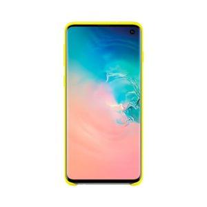 Samsung Galaxy S10 Silicone Cover Yellow EF-PG973TYEGWW