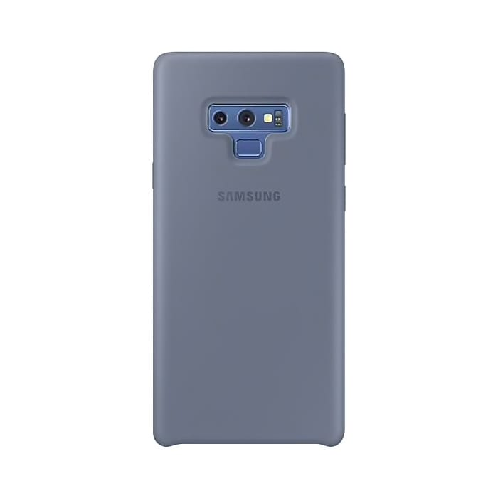 Samsung Galaxy Note9 Silicone Cover Blue
