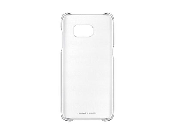 Samsung Galaxy S7 Edge Clear Cover Silver