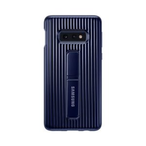 Samsung Galaxy S10e Protective Standing Cover Blue