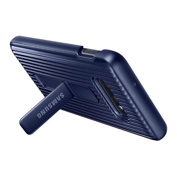 Samsung Galaxy S10e Protective Standing Cover Blue custodia