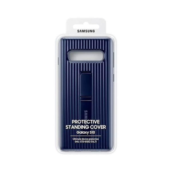 Samsung Galaxy S10 Protective Standing Cover Black Confezione