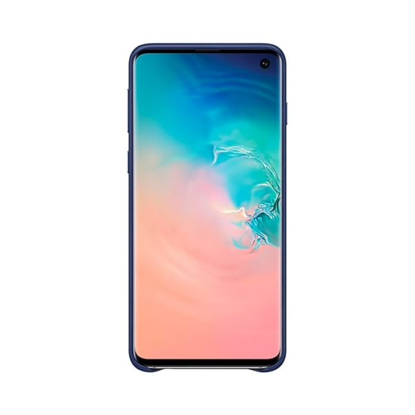 Samsung Galaxy S10 Leather Cover Blue Arctic EF-VG973LNEGWW