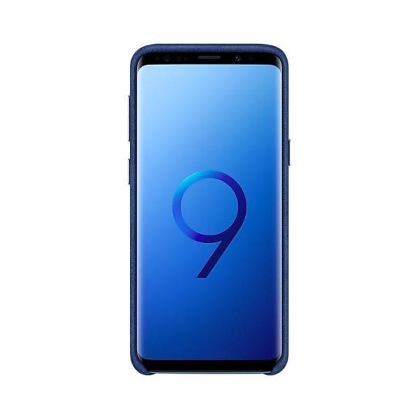 Samsung Galaxy S9 Alcantara Cover Blu EF-XG960ALEGWW