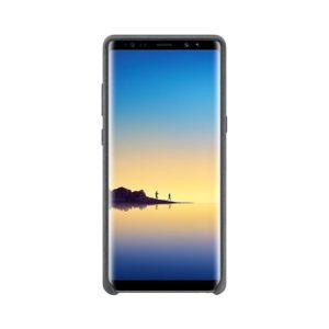 Samsung Galaxy Note8 Alcantara Cover Gray EF-XN950AJEGWW