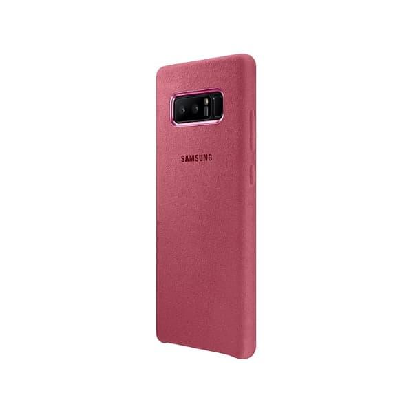 Samsung Galaxy Note 8 Alcantara Cover Pink EF-XN950APEGWW