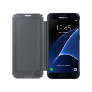 Samsung Galaxy S7 Clear View Cover Nero