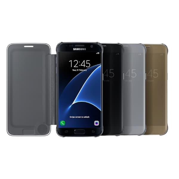 Samsung Galaxy S7 Clear View Cover EF-ZG930CBEGWW