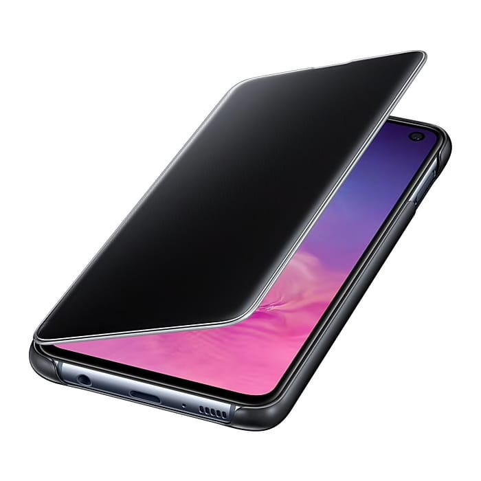 Samsung Galaxy S10e Clear View Cover Black