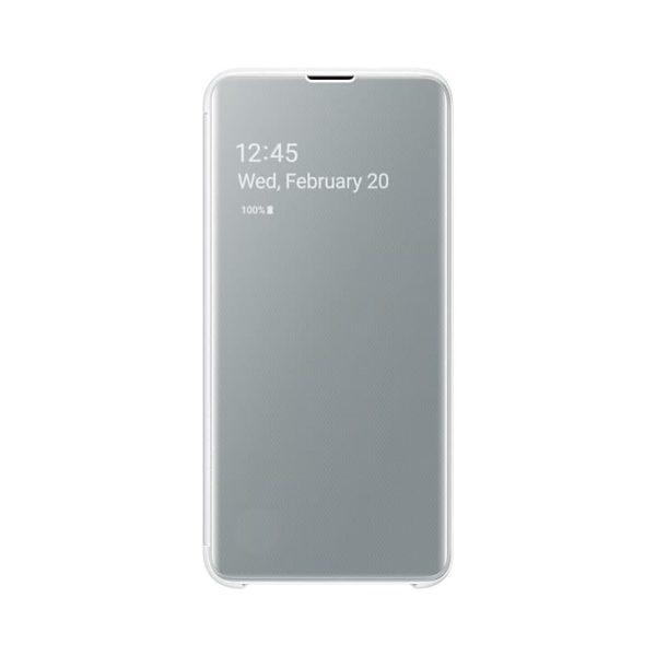 Samsung Galaxy S10e Clear View Cover White EF-ZG970CWEGWW
