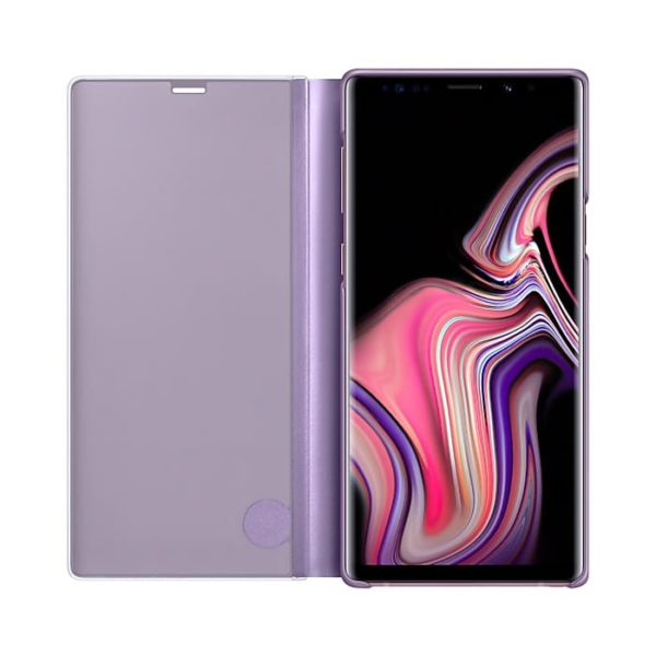 Galaxy Note9 Clear View Standing Cover Violet EF-ZN960CVEGWW