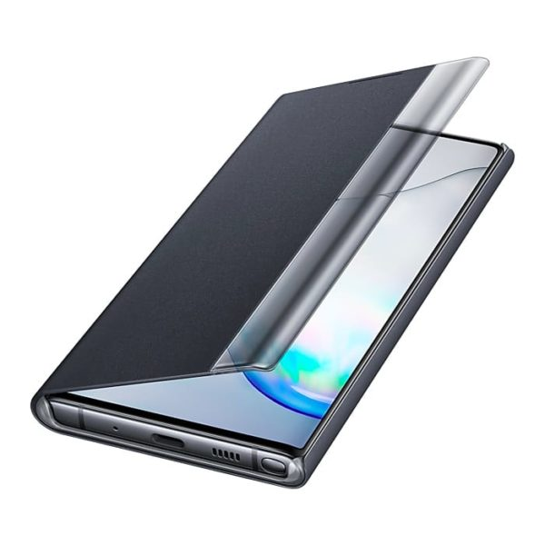 Samsung Galaxy Note10 Clear View Cover Black