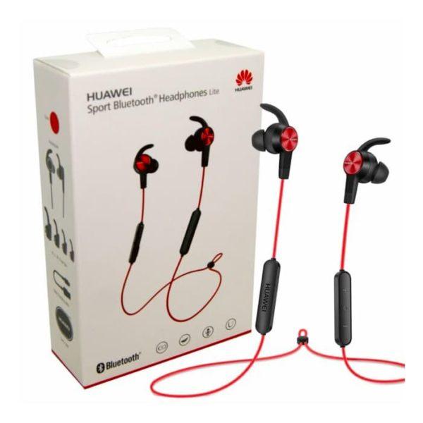 Huawei auricolari Sport Lite rosso Bluetooth confezione