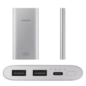 Batteria Portatile Samsung ULC Battery Pack Silver