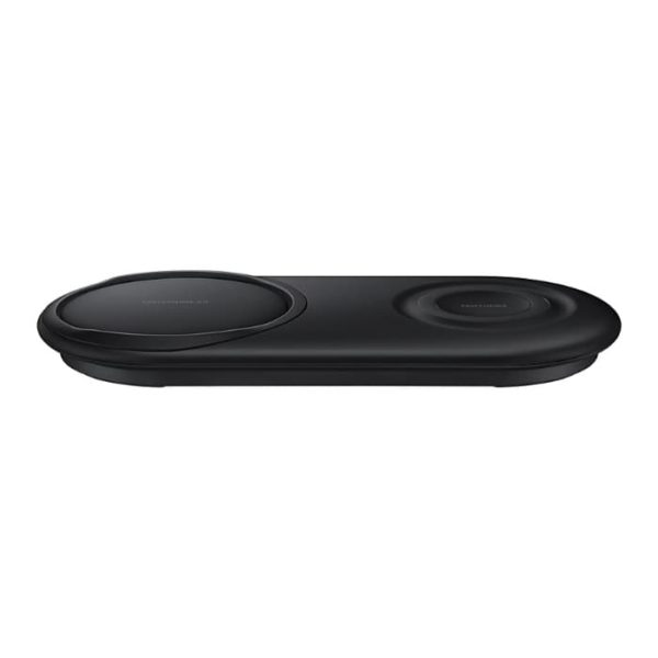 Samsung Wireless Charger Duo Pad nero