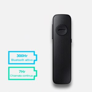 Auricolare Samsung mono bluetooth headset nero caratteristiche