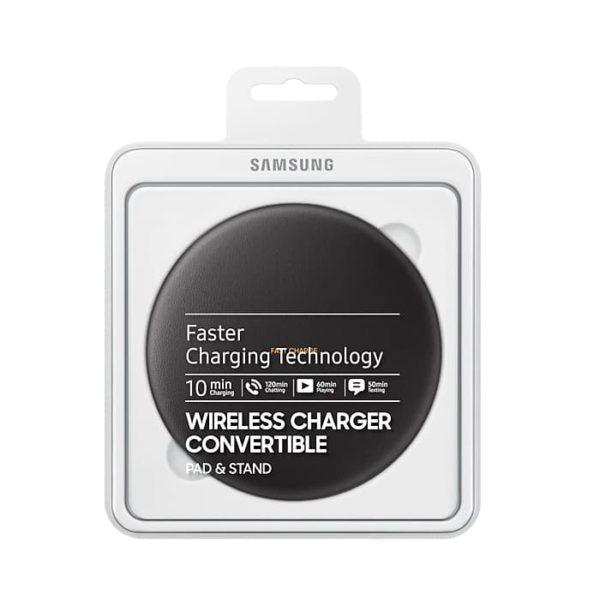 Samsung Wireless Charger Convertible Nero Confezione