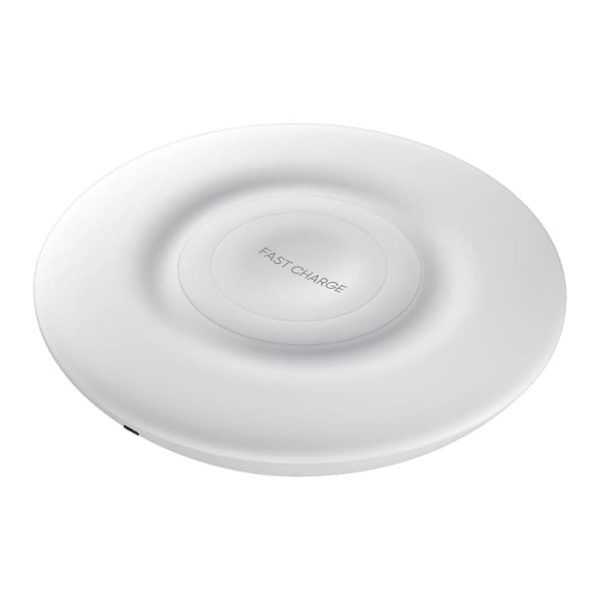 Samsung Wireless Charger Pad Bianco fronte